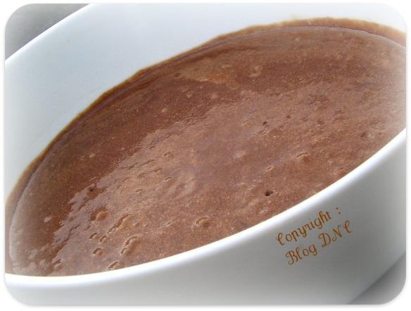 Mousse au Chocolat Résultat Final